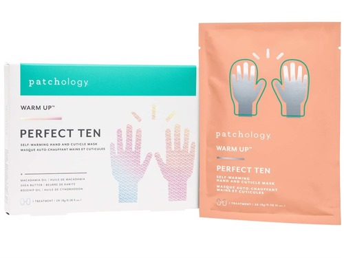 Free $10 patchology Perfect 10 Heated Hand Mask