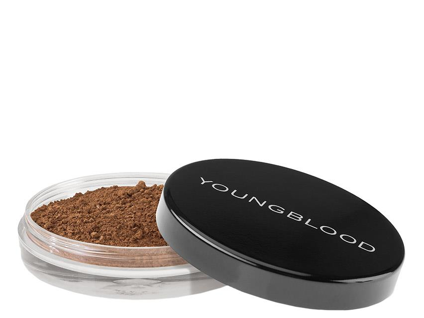 Youngblood Natural Loose Mineral Foundation - Hazelnut