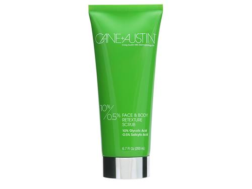 Cane + Austin Face and Body Retexturizing Scrub
