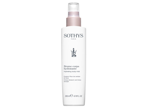Sothys Cherry Blossom and Lotus Hydrating Body Mist