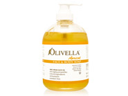 Olivella Face & Body Soap Liquid Apricot