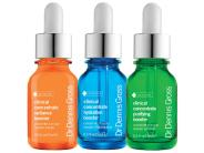 Dr. Dennis Gross Skincare Clinical Concentrate Booster Kit: buy this set of three skin serums.