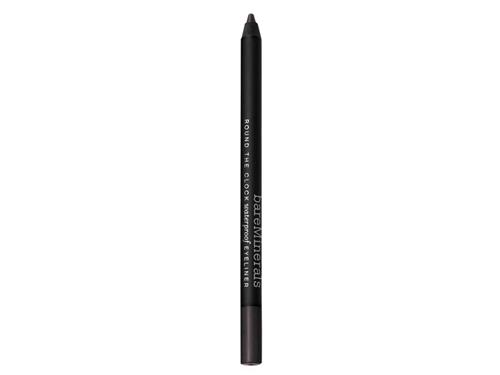 bareMinerals Round the Clock Waterproof Eyeliner - 8 PM - Black Coffee