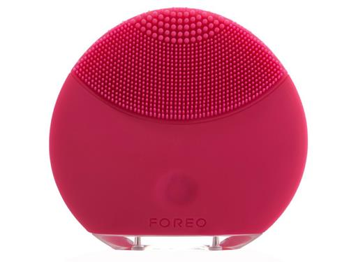 Foreo LUNA mini Facial Cleansing Device - Magenta