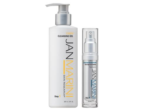 Jan Marini Age Intervention Peptide Extreme with Free C-Esta Cleansing Gel
