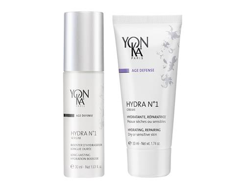 Yon-Ka Hydra No1 Serum and Creme Duo
