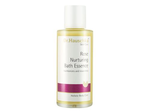 Dr. Hauschka Rose Nurturing Bath Essence, a rose bath oil