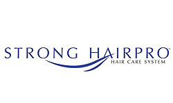 Logo for Strong HairPro