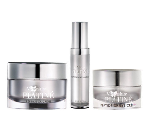 VivierSkin Platine Peptide CR Collection