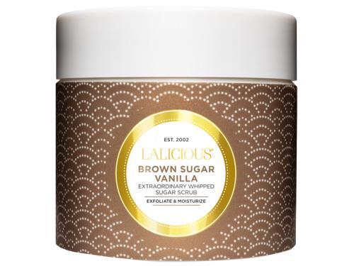 LaLicious Sugar Souffle Scrub - 2 oz - Brown Sugar Vanilla