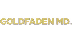 Logo for GOLDFADEN MD