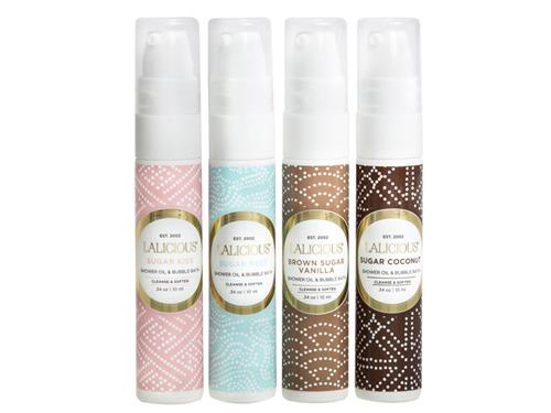 LaLicious Deluxe Shower Set - Sweet Escape