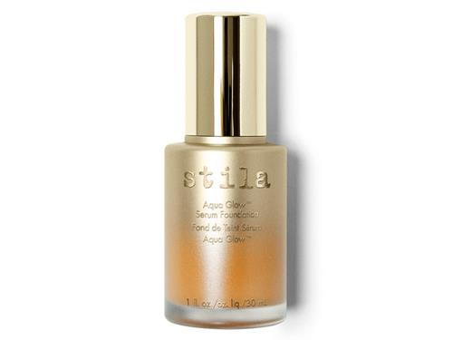 Stila Aqua Glow Serum Foundation - Tan Deep