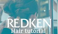 Redken Hair tutorial