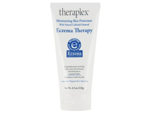 Theraplex Eczema Therapy - Moisturizing Skin Protectant with Natural Colloidial Oatmeal