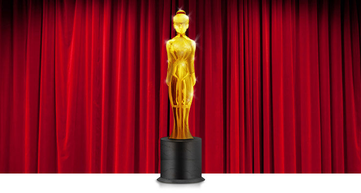 Academy Rewards: Pick Your Faves and Win!