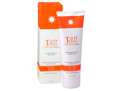 Tantowel On the Glow Body