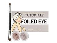 BareMinerals Tutorials:  The Foiled Eye