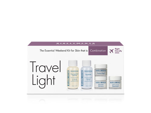 Bioelements Travel Light Kit Combination Skin