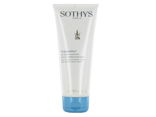 Sothys Hydra-Nourishing Body Lotion for dry skin
