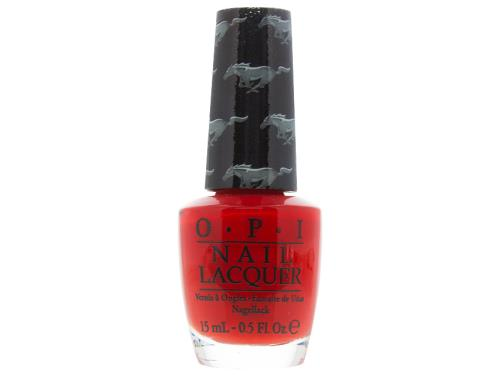 OPI Ford Mustang Race Red