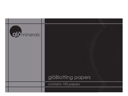 glo minerals GloBlotting Papers
