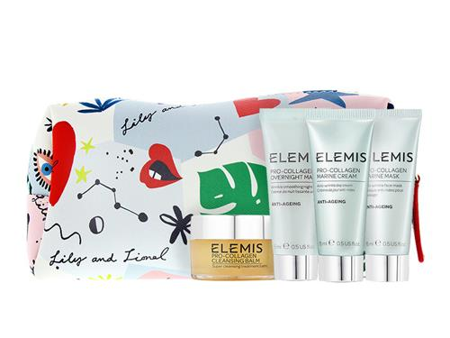 Free $154 Elemis Lily & Lionel Travel Collection