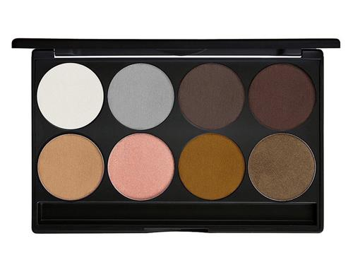 Gorgeous Cosmetics 8 Pan Palette - Eyes - Ever Metallic