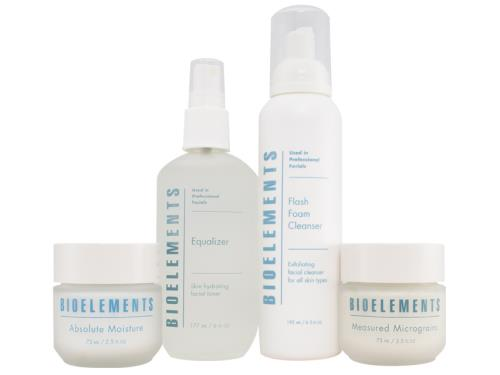 Bioelements Starter Kit Daily Essentials for Combination Skin