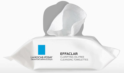 How to use Effaclar Towelettes