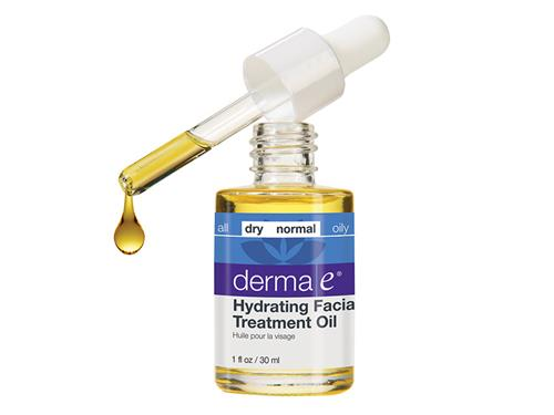 derma e Hydrating Facial Treatment Oil