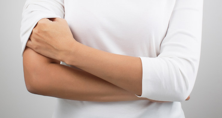 What's the Difference Between Eczema and Psoriasis?