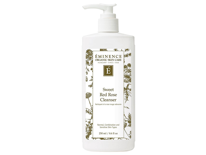 Eminence Organics Sweet Red Rose Cleanser