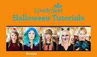 Halloween Tutorial - Mermaid