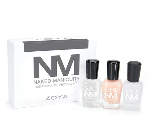 Zoya Naked Manicure Mens Kit
