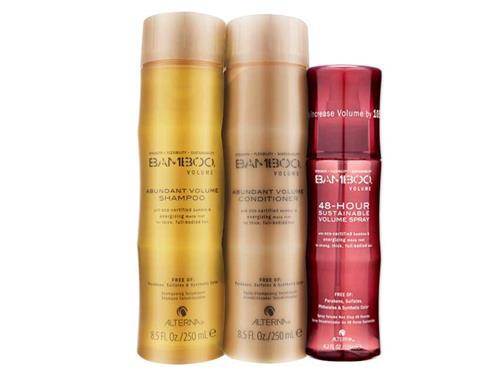 Alterna Bamboo Volume Trio Limited Edition