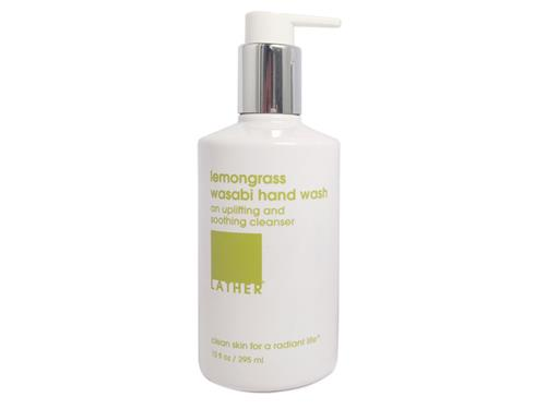 LATHER Lemongrass Wasabi Hand Wash