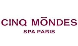 Logo for Cinq Mondes