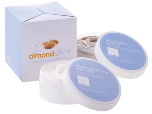LATHER Almond Glow Duo