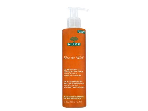 NUXE Rêve de Miel® Facial Cleansing and Make-Up Removing Gel