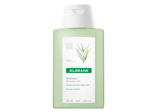 Klorane Shampoo with Papyrus Milk Travel Size