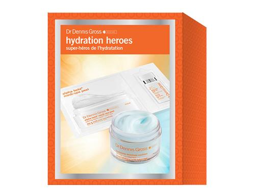 Dr. Dennis Gross Skincare Hydration Heroes Limited Edition Kit