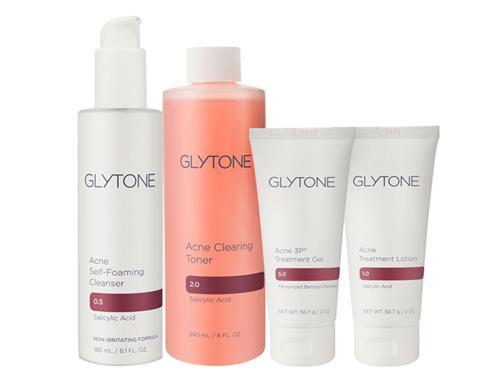 Glytone Acne Clearing System