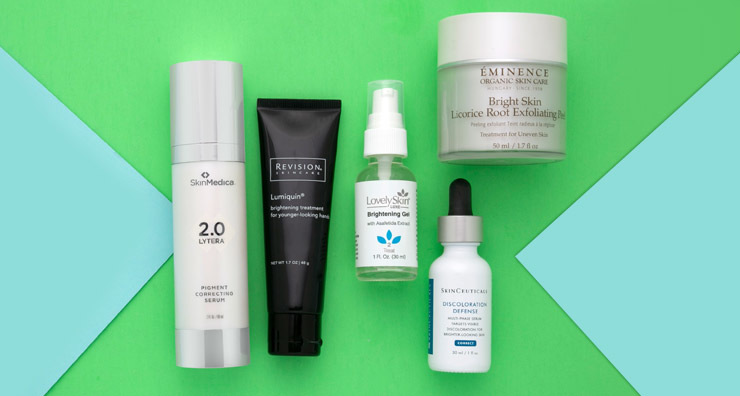 Six Key Ingredients that Treat Hyperpigmentation
