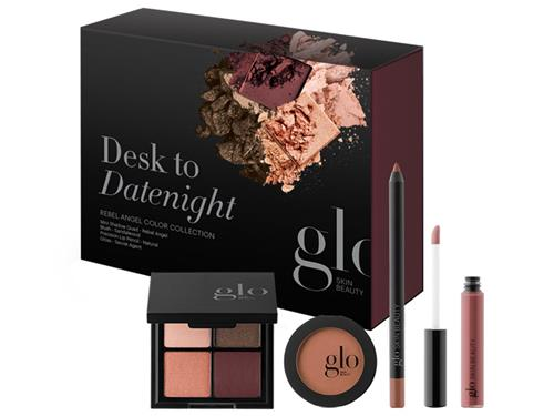 Glo Skin Beauty Desk to Datenight Color Collection - Rebel Angel