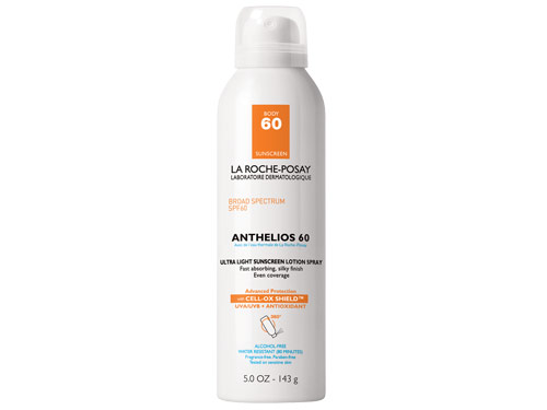 La Roche Posay Anthelios 60 Ultra Light Sunscreen Lotion Spray