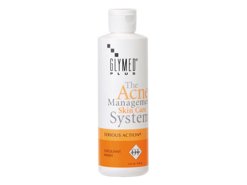 Glymed Plus Serious Action Exfoliant Wash