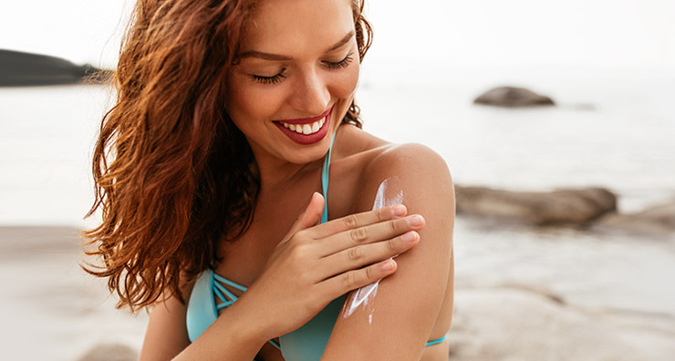 Top Places you're Forgetting to Apply Sunscreen