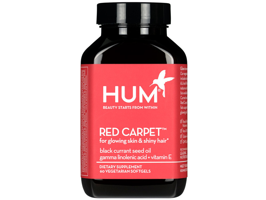 HUM Nutrition Red Carpet Dietary Supplement