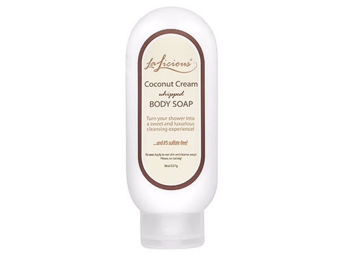 LaLicious Whipped Body Soap - Coconut Cream